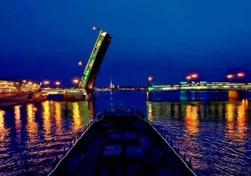 Разводка мостов теперь в режиме реального времени